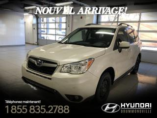 Used 2014 Subaru Forester 2.5i AWD + GARANTIE + CAMÉRA + WOW for sale in Drummondville, QC