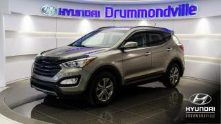 Used 2014 Hyundai Santa Fe Sport PREMIUM AWD + GARANTIE PROLON. + WOW !! for sale in Drummondville, QC