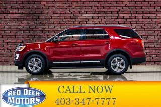 Used 2017 Ford Explorer AWD XLT Nav BCam 3rd Row for sale in Red Deer, AB