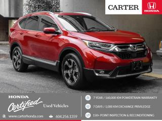 Used 2018 Honda CR-V Touring YEAR END CLEAR OUT! for sale in Vancouver, BC