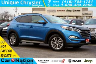 Used 2017 Hyundai Tucson GLS SE| SUNROOF| BLINDSPOT MONITOR| REAR CROSSPATH for sale in Burlington, ON