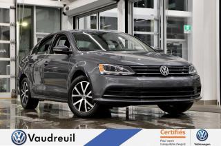 Used 2016 Volkswagen Jetta 1.4 TSI Comfortline * TOIT OUVRANT * 16 for sale in Vaudreuil-Dorion, QC