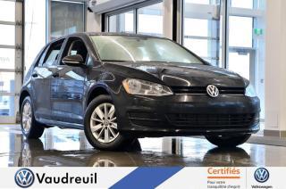 Used 2016 Volkswagen Golf 1.8 TSI Trendline * APP CONNECT * CAM RE for sale in Vaudreuil-Dorion, QC