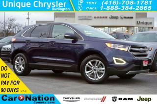 Used 2016 Ford Edge SEL| V6| CANADIAN TOURING PKG| UTILITY & TECH PKG for sale in Burlington, ON