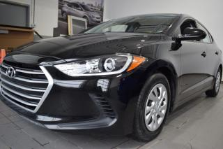 Used 2017 Hyundai Elantra LE for sale in St-Eustache, QC