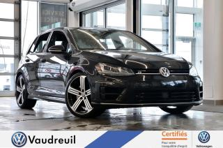 Used 2016 Volkswagen Golf R * ENS. TECHNO * 19 POUCES for sale in Vaudreuil-Dorion, QC