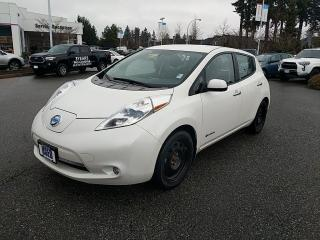 Used 2014 Nissan Leaf SL Tech Navigation! Back up Camera! Heated leather seats! for sale in Surrey, BC
