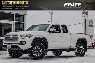 Used 2016 Toyota Tacoma 4x4 Access Cab V6 SR5 6A for sale in Orangeville, ON