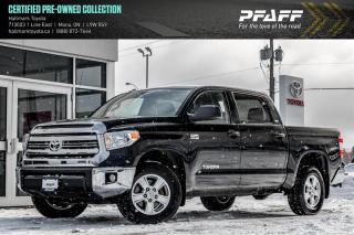 Used 2017 Toyota Tundra 4x4 CrewMax SR5 Plus 5.7 6A for sale in Orangeville, ON