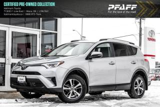 Used 2018 Toyota RAV4 FWD LE for sale in Orangeville, ON