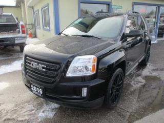 Used 2016 GMC Terrain ALL-WHEEL DRIVE SLE-2 EDITION 5 PASSENGER 3.6L - V6.. HEATED SEATS.. PIONEER AUDIO.. BACK-UP CAMERA.. BLUETOOTH SYSTEM.. for sale in Bradford, ON