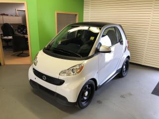Used 2013 Smart fortwo Pure Passion for sale in Edmonton, AB