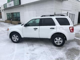 Used 2012 Ford Escape 2012 ESCAPE XLT 3.0 V6 ONLY 28000  ORIGINAL KMS for sale in Fort Saskatchewan, AB