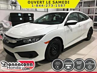 Used 2016 Honda Civic EX *GARANTIE GLOBALE EN VIGUEUR* for sale in Donnacona, QC