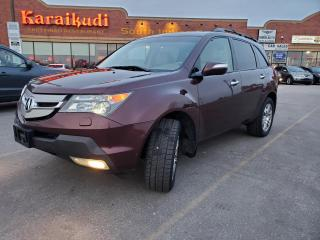 Used 2008 Acura MDX 4WD 4dr Tech Pkg for sale in Scarborough, ON