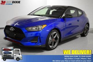 New 2020 Hyundai Veloster Turbo for sale in Mississauga, ON