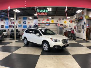Used 2017 Subaru Outback 5DR WGN CVT 2.5I for sale in North York, ON