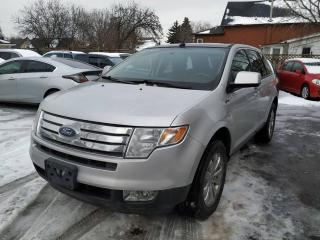 Used 2010 Ford Edge 4DR Sel AWD for sale in Oshawa, ON
