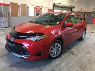 Used 2017 Toyota Corolla LE Gr:A *CAMÉRA + SIÈGES CHAUFFANTS* for sale in Richmond, QC