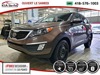 Used 2012 Kia Sportage LX *BA *AWD *GROUPE ELECTRIQUE for sale in Québec, QC