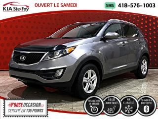 Used 2015 Kia Sportage LX *AT *BLUETOOTH *A/C for sale in Québec, QC