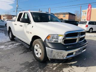 Used 2017 RAM 1500 SXT / Quad / V8 HEMI / 4X4 for sale in St-Hyacinthe, QC