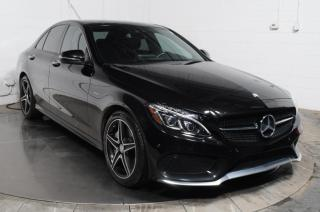 Used 2016 Mercedes-Benz C-Class C-450 AMG 4 MATIC TOIT CUIR NAV for sale in Île-Perrot, QC
