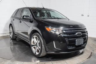 Used 2013 Ford Edge SPORT V6 CUIR MAGS 22P NAV for sale in St-Constant, QC