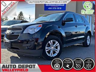 Used 2015 Chevrolet Equinox LS + MAGS, CRUISE, AC, GROUPE ELECTRIQUE for sale in Salaberry-de-Valleyfield, QC