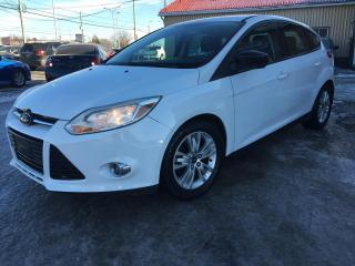 Used 2012 Ford Focus Hayon 5 portes SE for sale in Terrebonne, QC