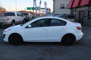 Used 2011 Mazda MAZDA3 Berline 4 portes, boîte manuelle, GS for sale in Lemoyne, QC