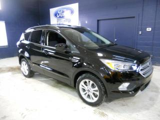 Used 2018 Ford Escape Se Awd Ecoboost 72 mois 1.9% financement for sale in St-Jérôme, QC