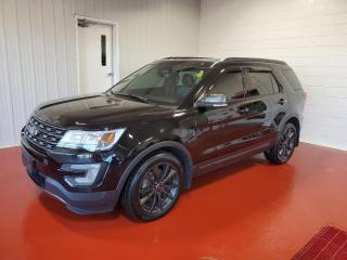 Used 2017 Ford Explorer XLT 4X4 for sale in Pembroke, ON
