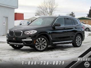 Used 2019 BMW X3 xDRIVE 30i + X-LINE + NAV + MAGS 19