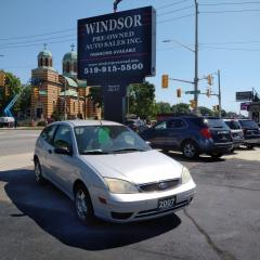 Used 2007 Ford Focus SE Manual for sale in Windsor, ON