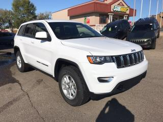 New 2020 Jeep Grand Cherokee Laredo for sale in Medicine Hat, AB