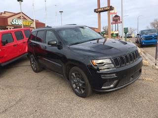 New 2019 Jeep Grand Cherokee Limited X for sale in Medicine Hat, AB