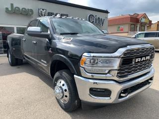 New 2019 RAM 3500 Limited Crew Cab 4x4 Dually Diesel for sale in Medicine Hat, AB