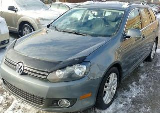 Used 2010 Volkswagen Golf Wagon Comfortline for sale in Hamilton, ON