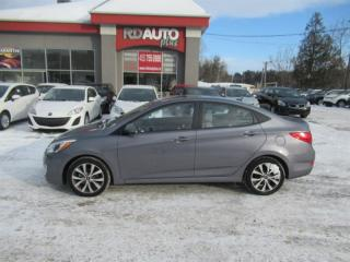 Used 2016 Hyundai Accent 4DR SDN AUTO SE for sale in Notre-Dame-Des-Prairies, QC