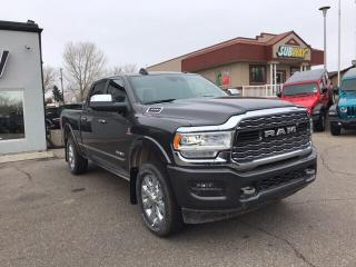 New 2019 RAM 3500 New Limited for sale in Medicine Hat, AB