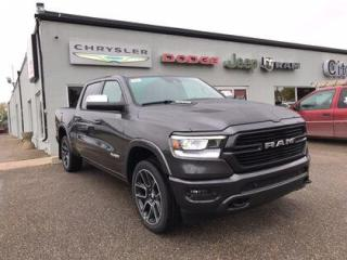 New 2020 RAM 1500 Laramie | Loaded | 12'' | Dual-Pane Sunroof | for sale in Medicine Hat, AB