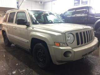 Used 2010 Jeep Patriot 4WD SPORT for sale in Boischatel, QC