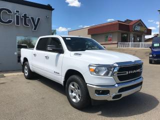 New 2019 RAM 1500 BIG HORN CREW CAB 4X4 for sale in Medicine Hat, AB