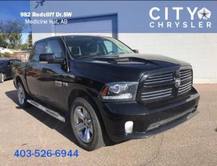 Used 2014 RAM 1500 Sport Fully Loaded for sale in Medicine Hat, AB