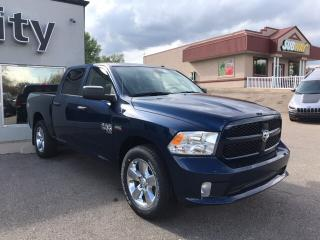 New 2019 RAM 1500 Classic Express Crew Cab 4x4 for sale in Medicine Hat, AB