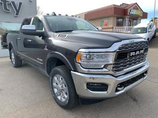 New 2019 RAM 3500 Limited 4x4 Crew Cab Diesel for sale in Medicine Hat, AB
