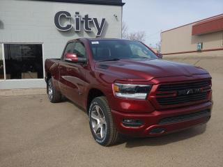New 2020 RAM 1500 SPORT for sale in Medicine Hat, AB