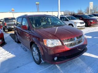 New 2019 Dodge Grand Caravan Crew Plus for sale in Medicine Hat, AB