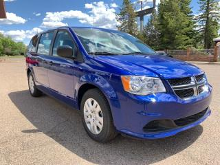 New 2019 Dodge Grand Caravan Canada Value Package - 7 seater - Rear View Camera for sale in Medicine Hat, AB